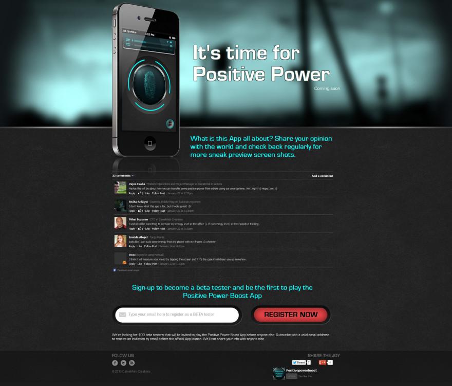 positivepowerboost.com