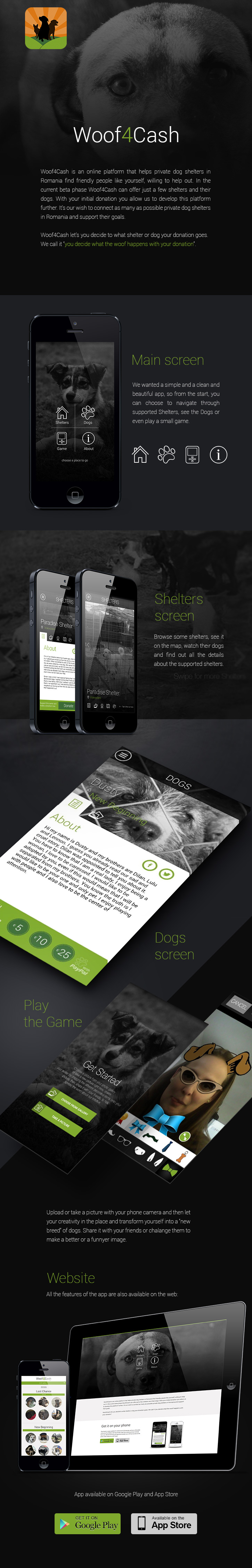 Woof4Cash App