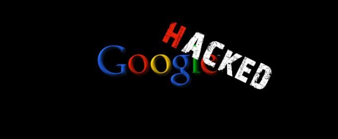google-hacked