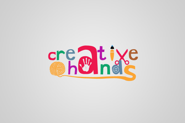 logo Creative Hands