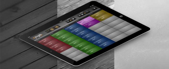 new iPad mockup
